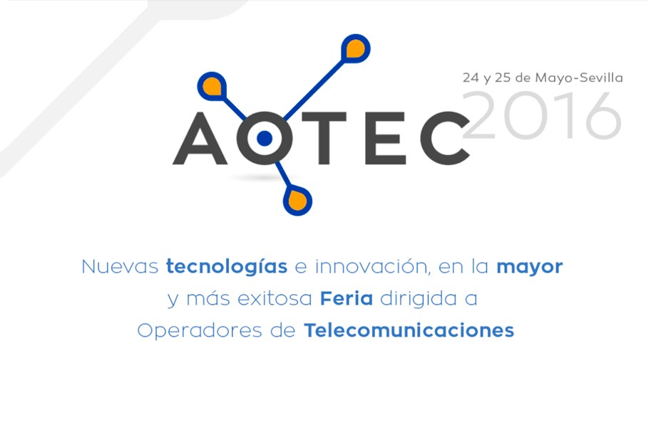Icotera is exhibiting at the Aotec fair in Sevilla