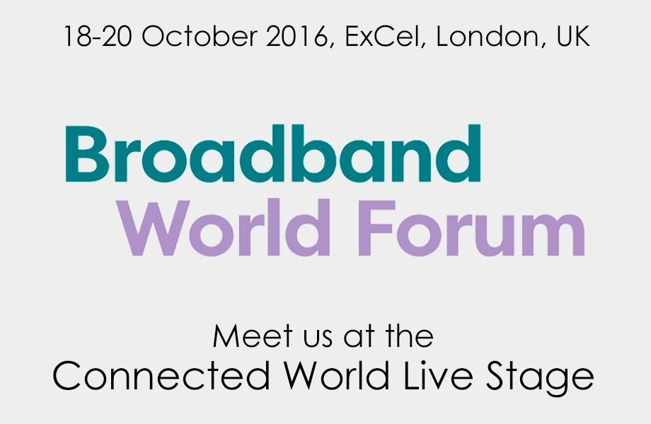 Icotera will be at BBWF 2016!