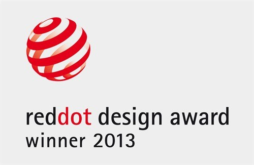 Icotera gateways - winner of the 2013 Red Dot design award