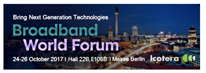 Broadband World Forum, Germany